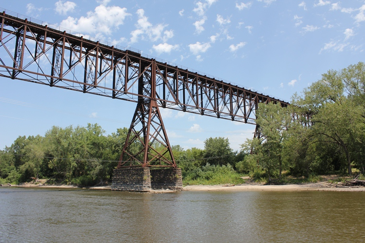old midwest bridges fort dodge high bridge