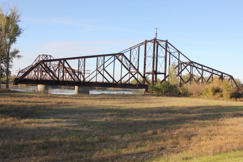 old midwest bridges east omaha swing bridge
