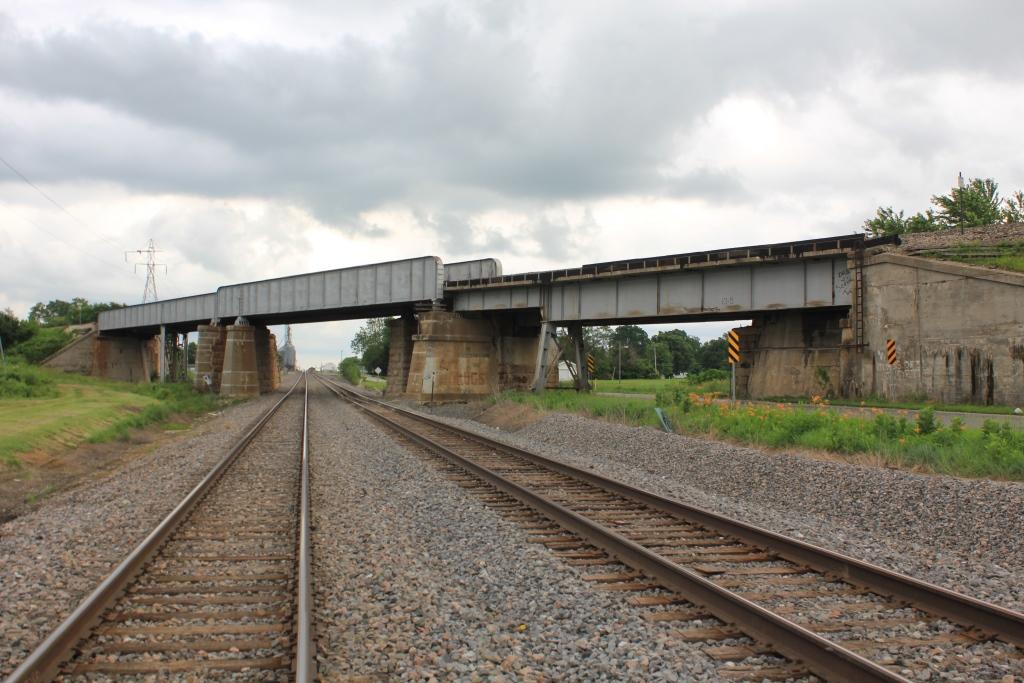 Cameron Rail Crossing
