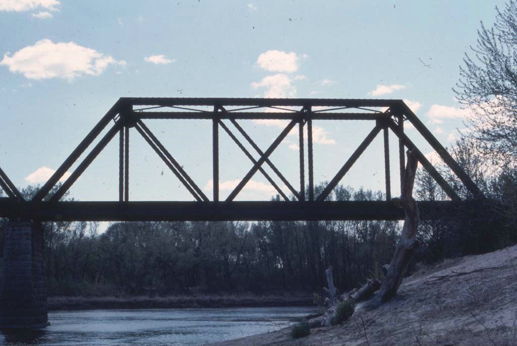 See this bridge and more like it at John Marvig Railroad Bridge Photography