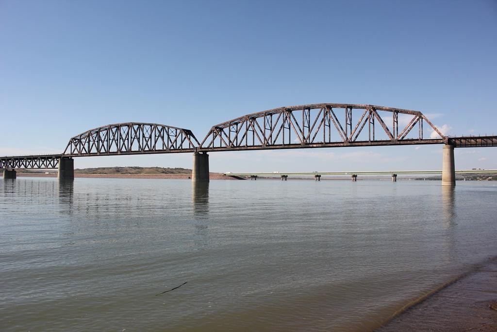 Chamberlain Rail Bridge